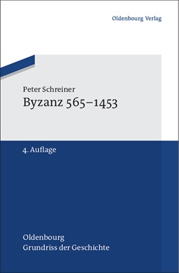 Abbildung von Schreiner | Byzanz 565-1453 | aktualisierte Auflage | 2011 | 22