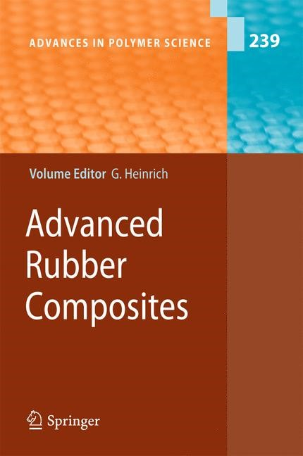 Advanced Rubber Composites | Heinrich, 2011 | Buch (Cover)