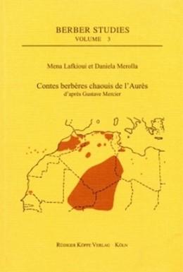 Abbildung von Lafkioui / Merolla | Contes berbères chaouis de l'Aurès d'après Gustave Mercier | | 3