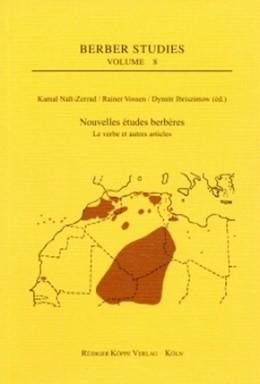 Abbildung von Naït-Zerrad / Ibriszimow / Vossen | Nouvelles études berbères | 2004 | Le verbe et autres articles. A... | 8