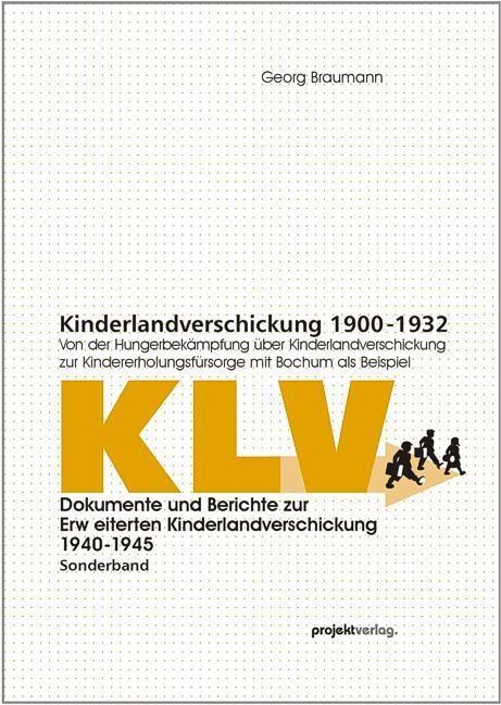 Kinderlandverschickung 1900-1932 | Braumann, 2008 | Buch (Cover)