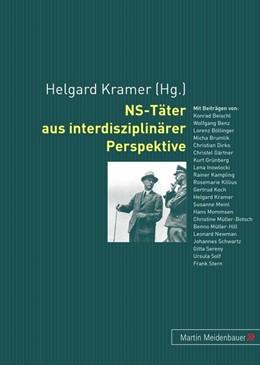 Abbildung von Kramer | NS-Täter aus interdisziplinärer Perspektive | 2006