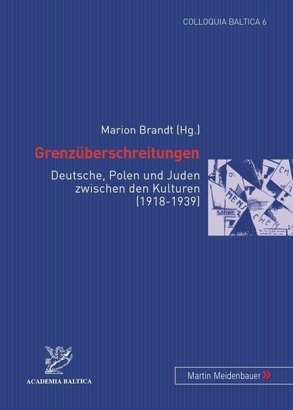 Grenzüberschreitungen | Brandt, 2006 (Cover)