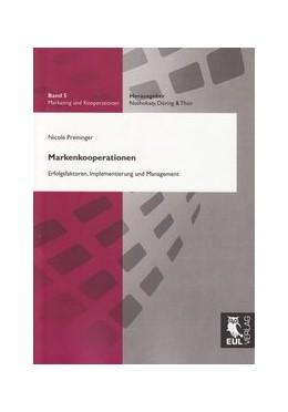 Abbildung von Preininger | Markenkooperationen | 2010 | Erfolgsfaktoren, Implementieru... | 5