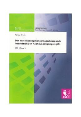 Abbildung von Kreeb   Der Versicherungskonzernabschluss nach internationalen Rechnungslegungsregeln   2010   IFRS 4 Phase II   58