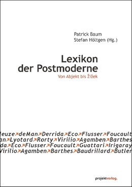 Abbildung von Baum / Höltgen   Lexikon der Postmoderne   2010   Von Abjekt bis Žižek - Begriff...