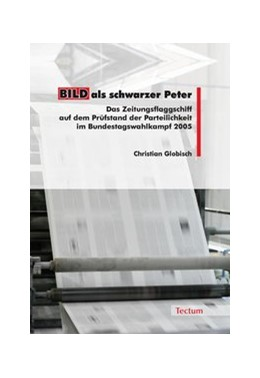 Abbildung von Globisch | BILD als schwarzer Peter | 2010 | Das Zeitungsflaggschiff auf de...