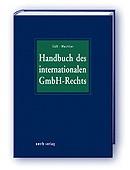 Handbuch des internationalen GmbH-Rechts | Süß / Wachter (Cover)