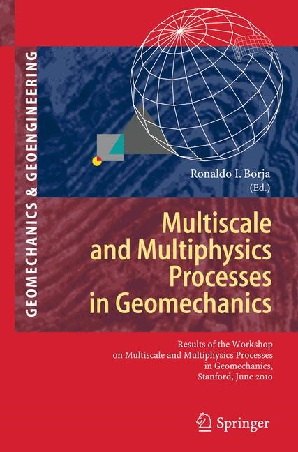 Multiscale and Multiphysics Processes in Geomechanics   Borja, 2011   Buch (Cover)