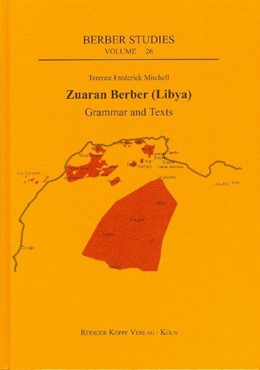 Abbildung von Mitchell | Zuaran Berber (Libya) | | Grammar and Texts | 26