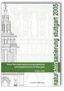 Abbildung von / Grassegger / Patitz | Natursteinsanierung Stuttgart 2005 | 2005