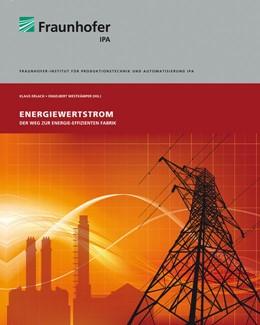 Abbildung von / Erlach / Westkämper | Energiewertstrom | 2009 | Der Weg zur energieeffizienten...