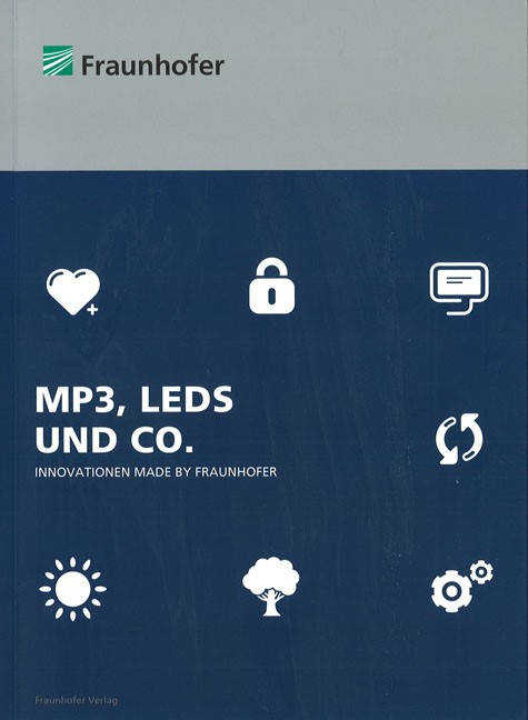 MP3, LEDS UND CO., 2009   Buch (Cover)