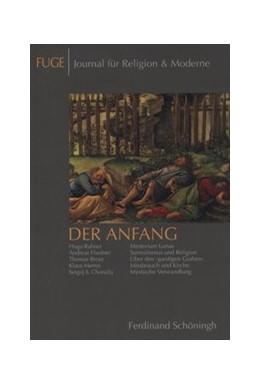 Abbildung von Knechtges / Schenuit | Der Anfang | 1. Aufl. 2010 | 2010 | Kulturkritik II | 7