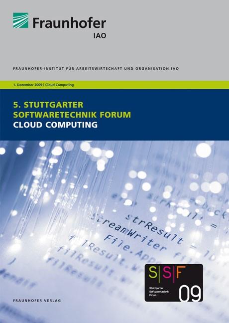 Abbildung von / Spath / Weisbecker / Falkner | Cloud Computing | 2009