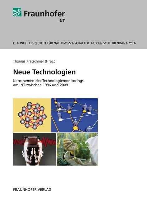 Neue Technologien | / Kretschmer, 2009 | Buch (Cover)