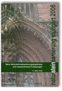 Natursteinsanierung Stuttgart 2006 | / Grassegger / Patitz, 2006 | Buch (Cover)