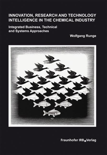 Innovation, Research and Technology Intelligence in the Chemical Industry | / Runge, 2006 | Buch (Cover)
