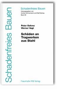 Schäden an Tragwerken aus Stahl | Oehme / Zimmermann / Ruhnau, 2003 | Buch (Cover)