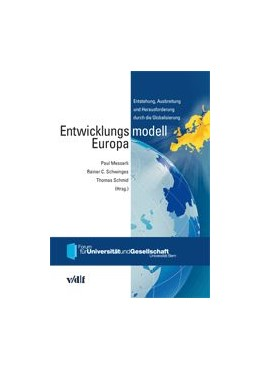 Abbildung von Messerli / Schwinges / Schmid | Entwicklungsmodell Europa | 1., Auflage | 2011 | Entstehung, Ausbreitung und He...