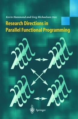 Abbildung von Hammond / Michaelson | Research Directions in Parallel Functional Programming | 1999