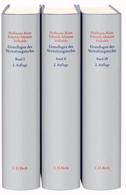 Abbildung von Hoffmann-Riem / Schmidt-Aßmann / Voßkuhle | Grundlagen des Verwaltungsrechts | 2. Auflage | Gesamtwerk in 3 Bänden