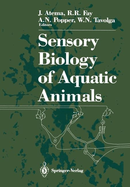 Sensory Biology of Aquatic Animals | 1987 / Fay / Tavolga, 1987 | Buch (Cover)