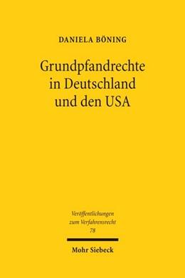 Abbildung von Böning | Grundpfandrechte in Deutschland und den USA | 1. Auflage 2011 | 2011 | Unter besonderer Berücksichtig... | 78