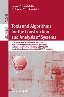 Abbildung von Abdulla / Leino | Tools and Algorithms for the Construction and Analysis of Systems | 2011 | 17th International Conference,...