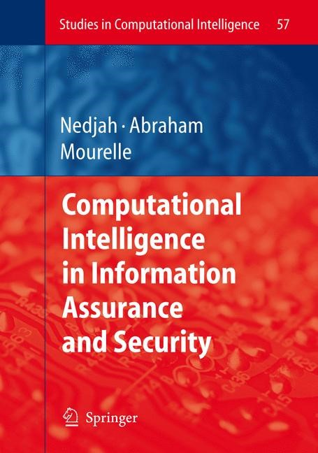 Computational Intelligence in Information Assurance and Security | Abraham, 2010 | Buch (Cover)
