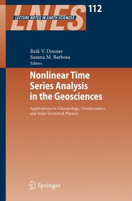 Abbildung von Donner / Barbosa   Nonlinear Time Series Analysis in the Geosciences   2010   Applications in Climatology, G...   112