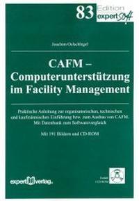 CAFM - Computerunterstützung im Facility Management   Oelschlegel, 2010   Buch (Cover)