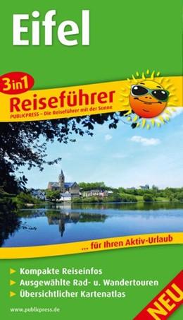 Abbildung von Reiseführer Eifel | 2011 | Für Ihren Aktiv-Urlaub, 3in1, ...