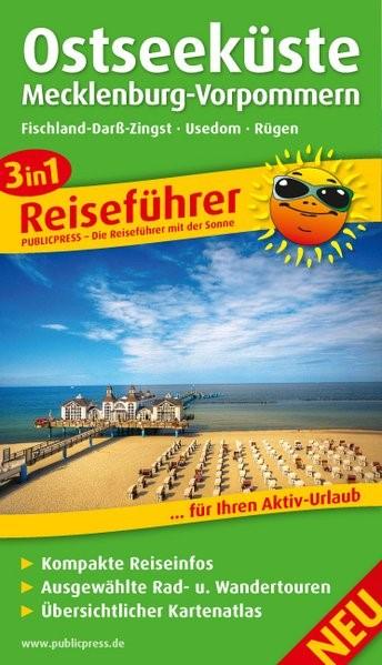 Abbildung von Reiseführer Ostseeküste / Mecklenburg-Vorpommern | 2011