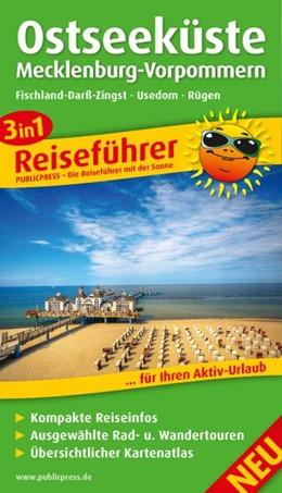 Abbildung von Reiseführer Ostseeküste / Mecklenburg-Vorpommern | 2011 | Für Ihren Aktiv-Urlaub, 3in1, ...