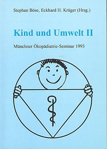 Abbildung von Böse / Krüger | Kind und Umwelt II | 1993