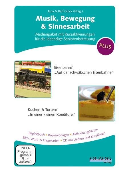 Musik, Bewegung & Sinnesarbeit   Glück / Glück   Loseblattwerk mit 33. Aktualisierung, 2007 (Cover)