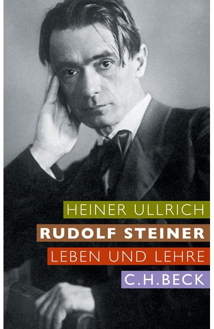 Cover: Heiner Ullrich, Rudolf Steiner