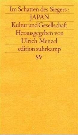 Abbildung von Menzel | Im Schatten des Siegers: Japan | 1989 | 1495