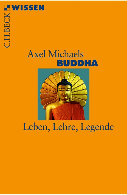 Cover: Axel Michaels, Buddha