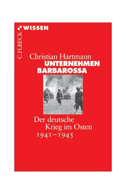 Cover: Christian Hartmann, Unternehmen Barbarossa