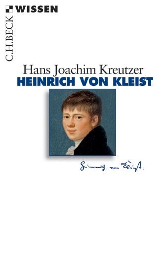 Heinrich von Kleist | Kreutzer, Hans Joachim, 2011 | Buch (Cover)