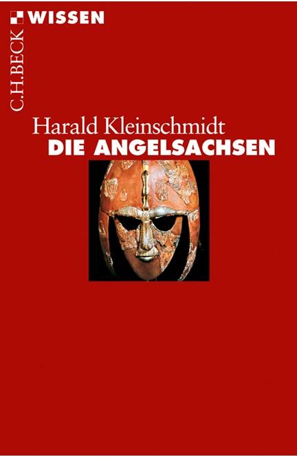 Cover: Harald Kleinschmidt, Die Angelsachsen