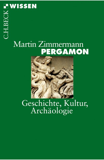 Cover: Martin Zimmermann, Pergamon