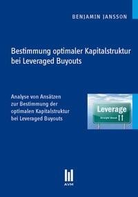 Bestimmung optimaler Kapitalstruktur bei Leveraged Buyouts | Jansson, 2011 (Cover)