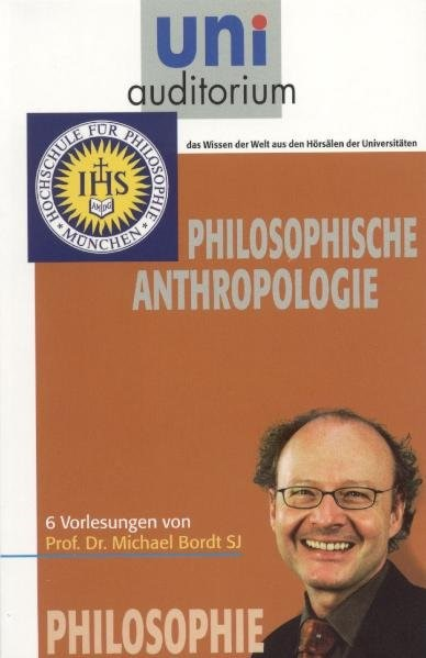 Philosophische Anthropologie | Bordt, 2011 | Buch (Cover)