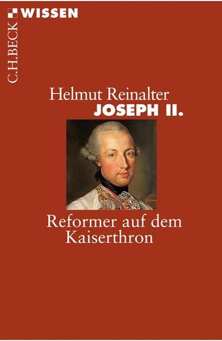 Cover: Helmut Reinalter, Joseph II.