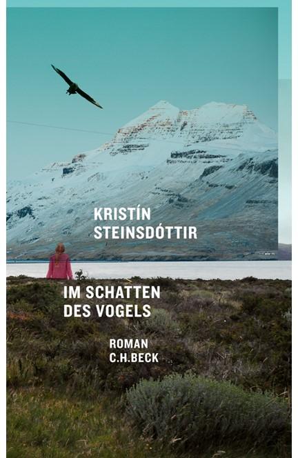 Cover: Kristín Steinsdóttir, Im Schatten des Vogels