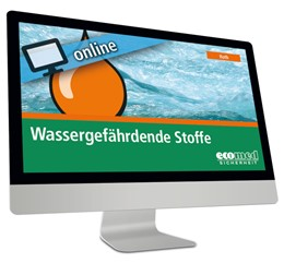 Abbildung von Wassergefährdende Stoffe • Online | 1. Auflage | | beck-shop.de