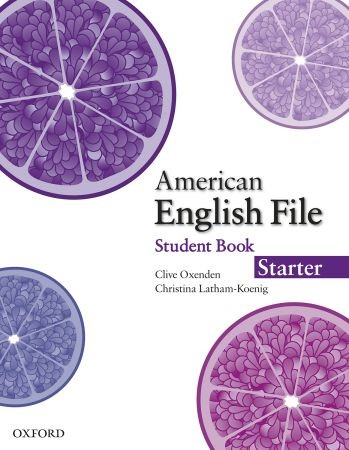 American English File Starter: Student Book with Online Skills Practice | Oxenden / Latham-Koenig / Seligson, 2010 | Buch (Cover)
